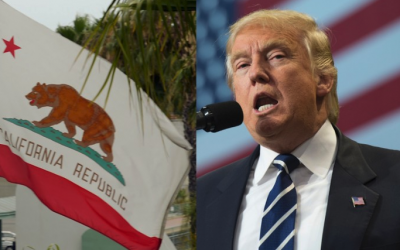 EP 061: Trump's Trip to California; Newsom Orders Public Pensions to Invest in Green Stocks; Single-Family Zoning